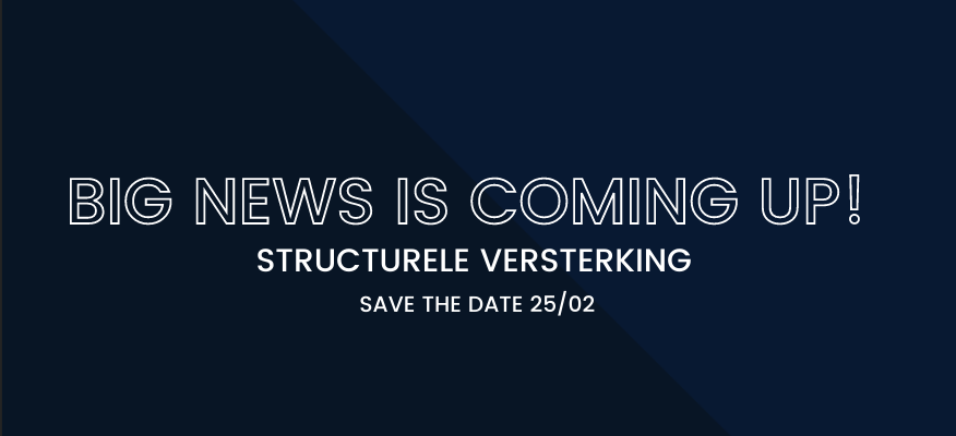 Big news is coming up!